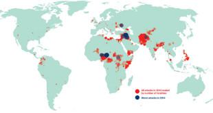 El ser humano rechaza por naturaleza las acciones de violencia y terrorismo