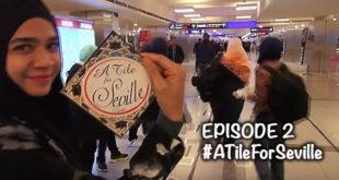 #ATileForSeville – EPISOD 2 of 24