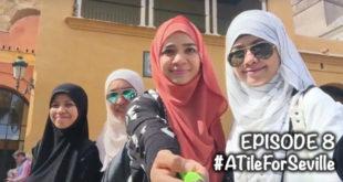 #ATileForSeville – EPISOD 8 of 24 – Real Alcazar, Seville.