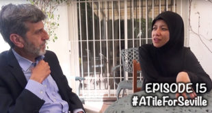 #ATileForSeville – EPISOD 15 of 24 – First generation of Spanish Muslims. Granada.