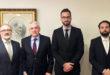 Audiencia con el Excmo. Sr. Ömer Önhon, Embajador de Turquía en España